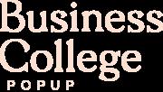 PopUp Business College Helsinki